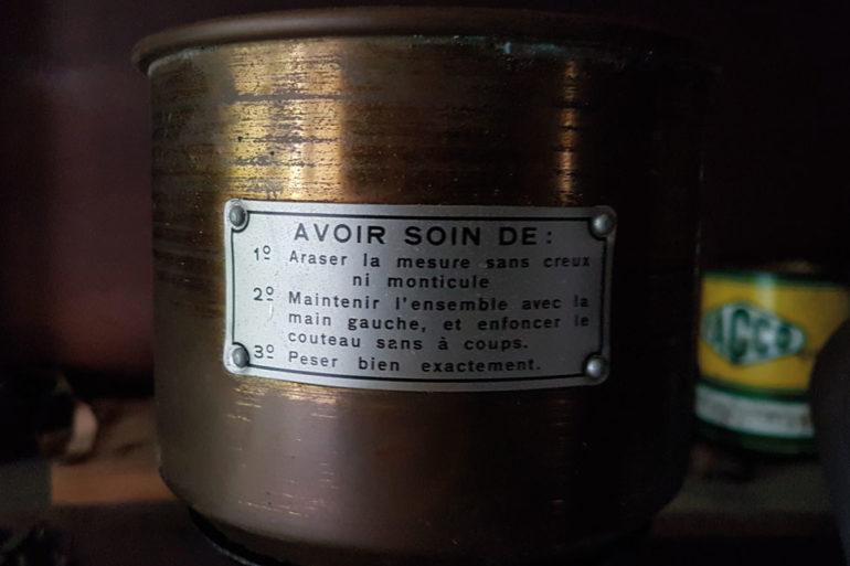 Du grain à la farine La Mémoire des Moulins