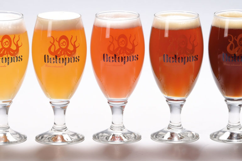 Octopus, Quel est le point commun entre la Bière et... la Pieuvre ?