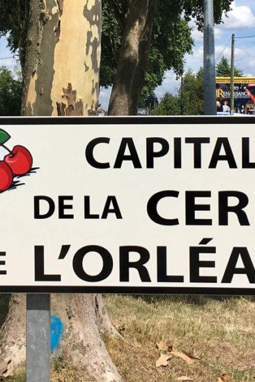 La Cerise, Pépite de l'Orléanais
