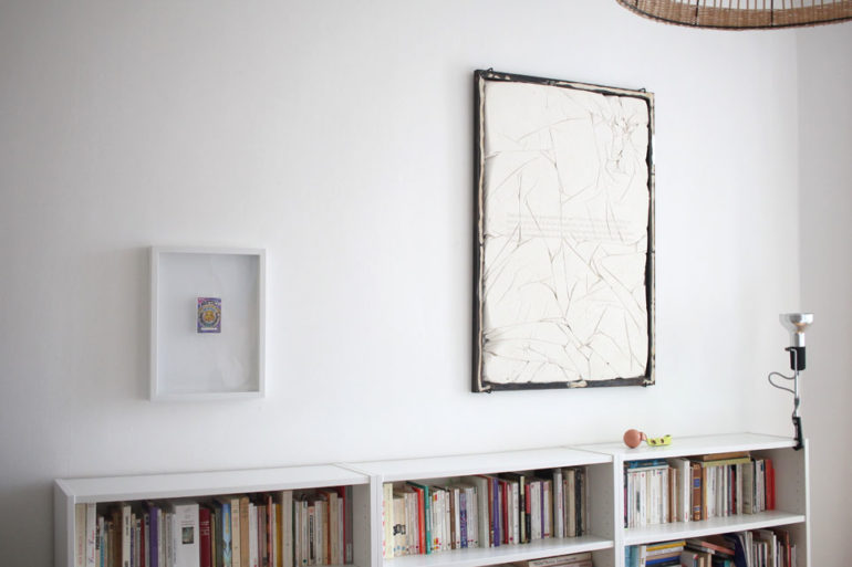Living Cube, Art collection