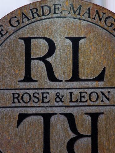 Garde-Manger, Rose & Léon