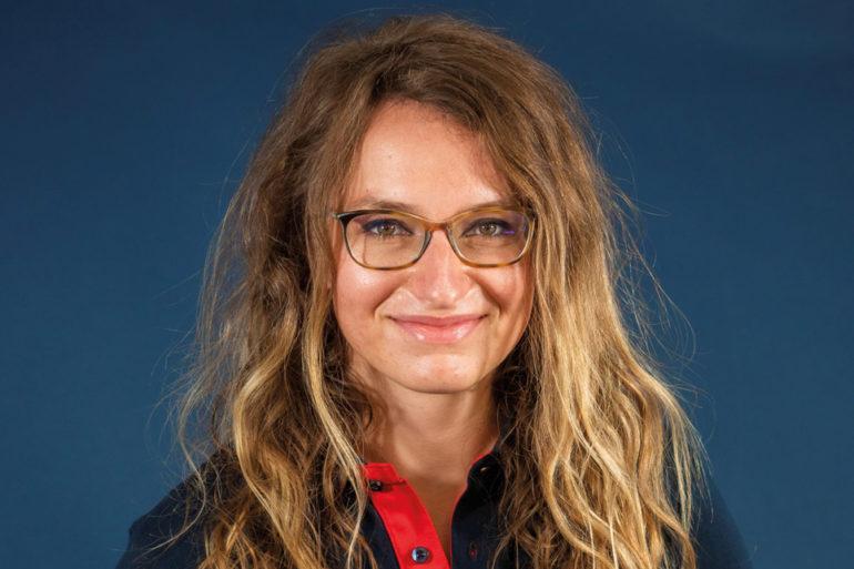 Astrid Galaret, l'envol d'une championne