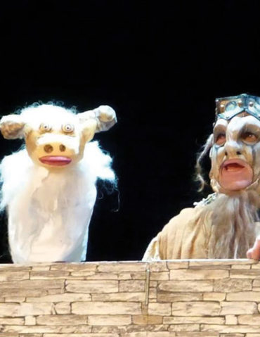 Krizo Théâtre, haut les masques !