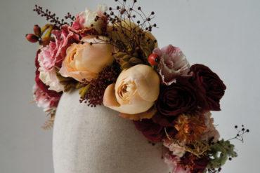 Mathilde Vial, l'art des fleurs