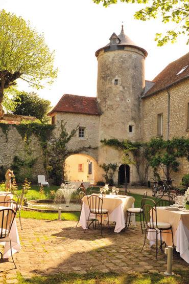 Hôtel restaurant Louis XI