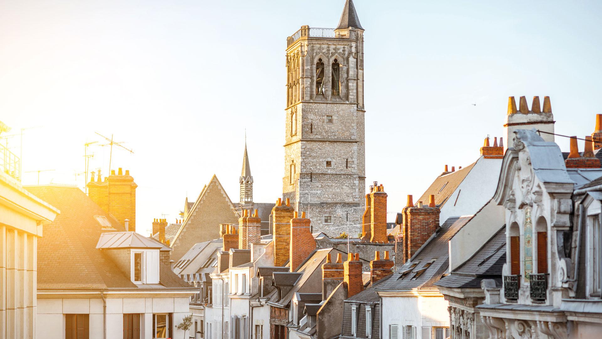 So Guide Orléans visuel Orléans centre