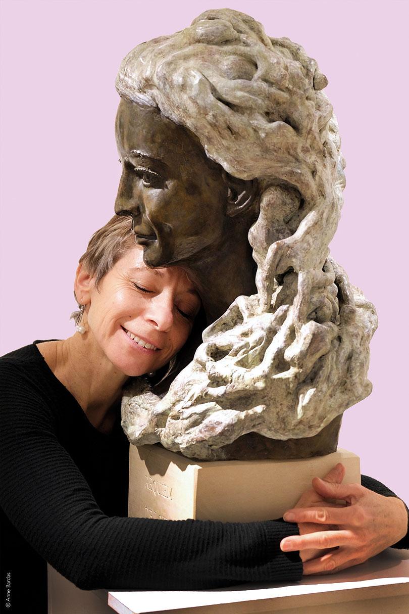 Anne Boisaubert, Sculptrice
