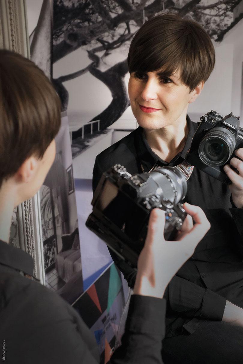 Anne Bardas, Photographe