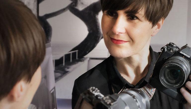 Anne Bardas photographe et infirmière
